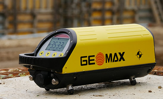 Geomax Zeta125 Survey Tools